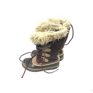 Sorel Waterproof Women Size 9 Snow Winter Boots